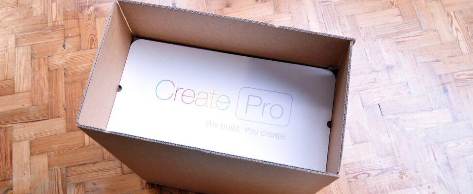 Create Pro Shipping Box