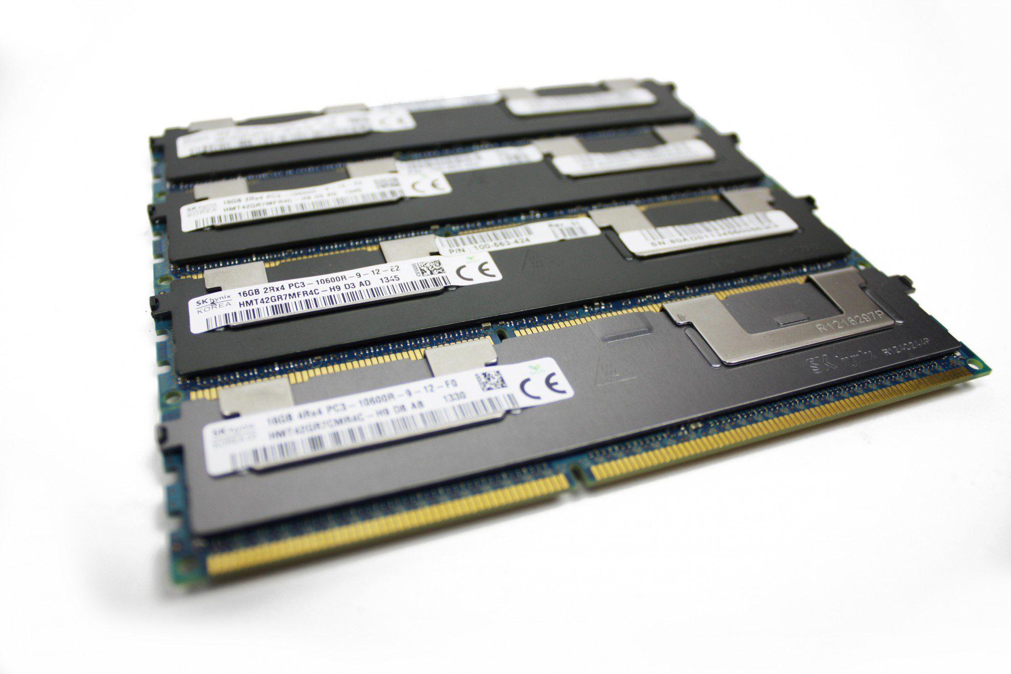 DDR3 RAM sticks