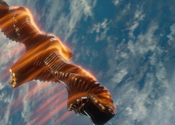 Guardians of Galaxy CGI