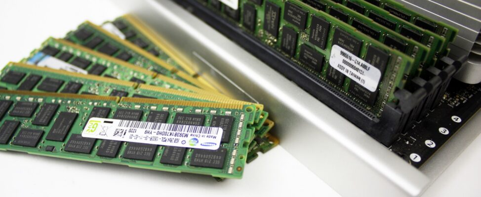 How much RAM do I need in my Mac Pro