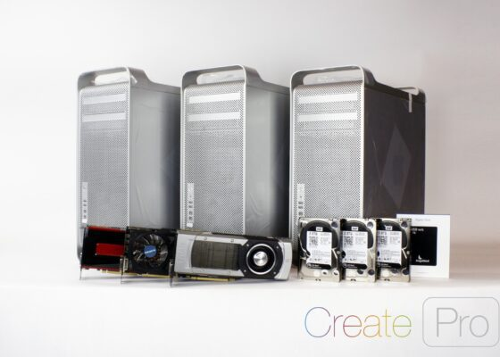 Why the Mac Pro 5,1 is the best choice for creative professionals looking for a workstation