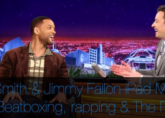 Will Smith Jimmy Fallon It Takes Two