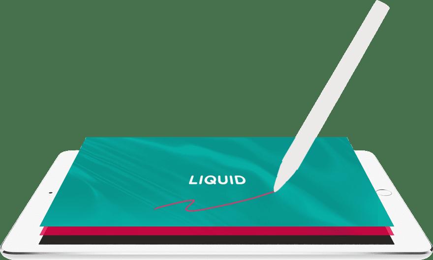 Pad pro graphics tablet