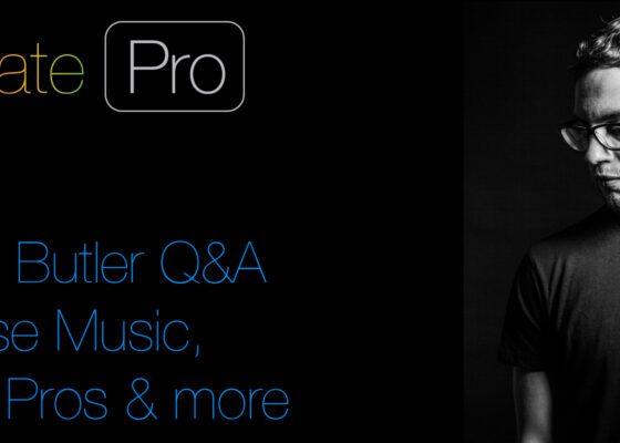 Josh Butler House Music Interview