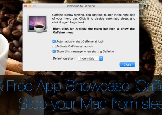 Stop your mac from sleeping free app