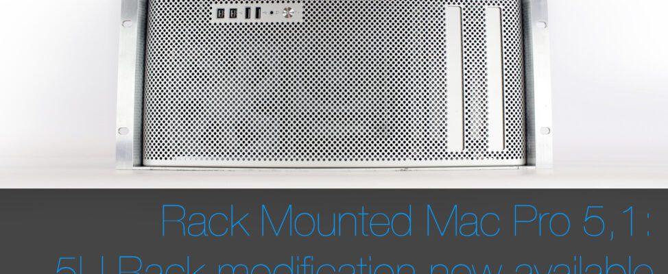Rack Mounted Mac Pro