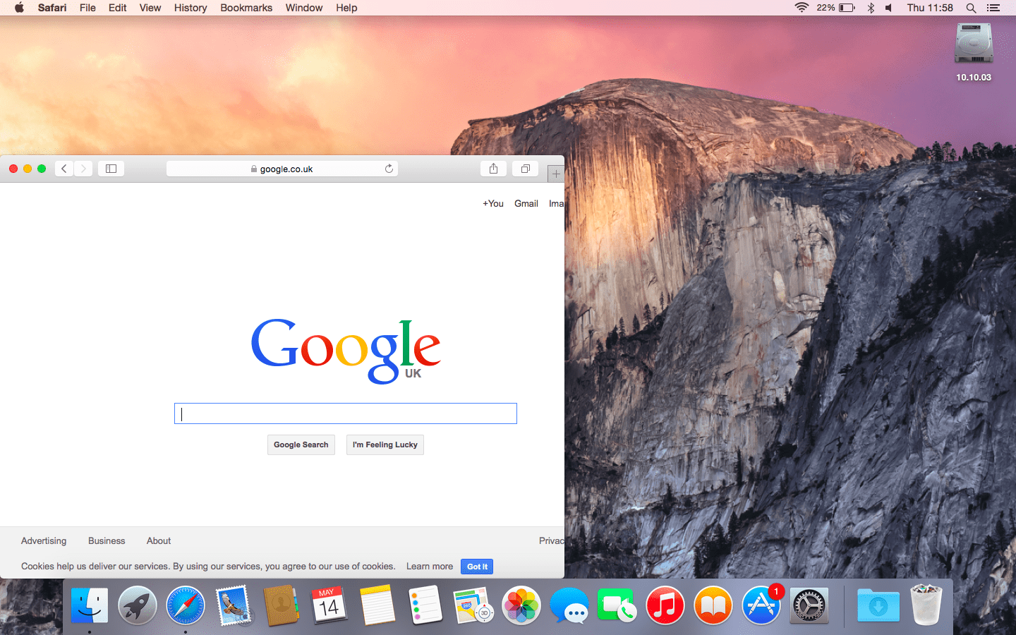 Double click a window to fill your screen in OS X