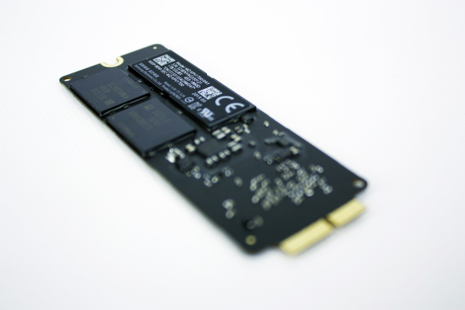 2015 Apple Flash Storage modules for the Mac Pro 5,1