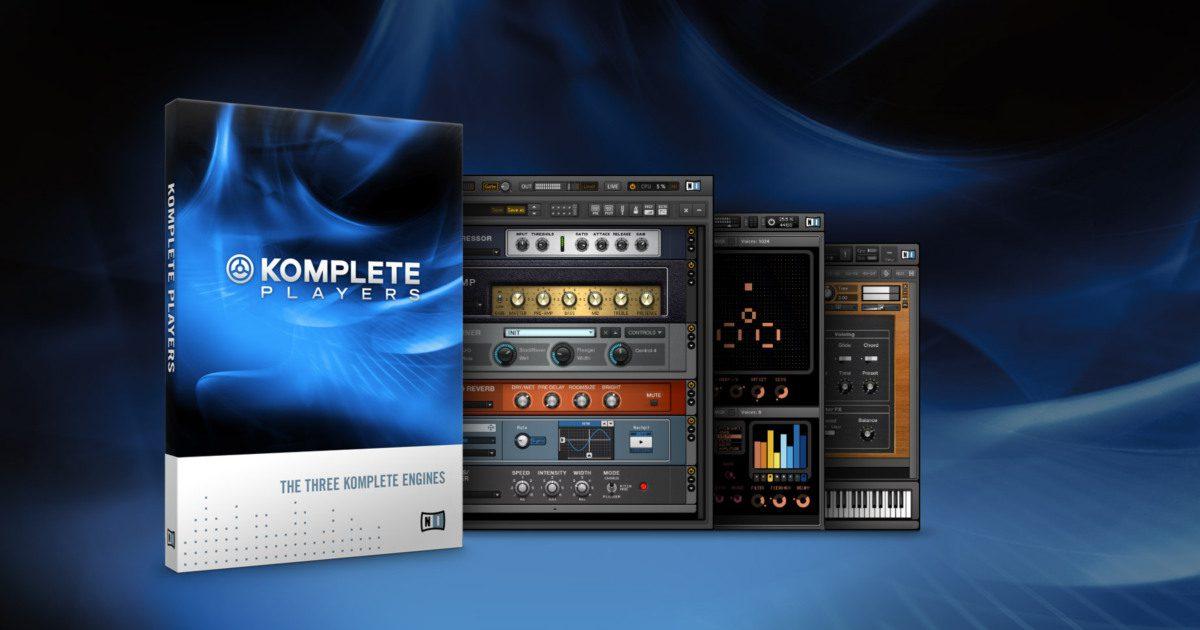 Native Instruments Komplete Free Download
