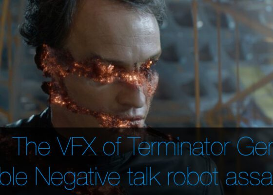 The VFX of Terminator Genisys