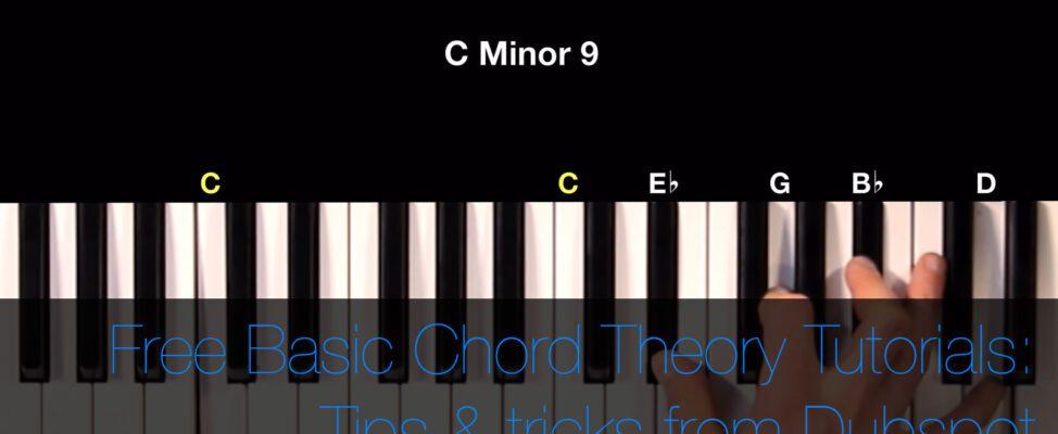 Chord Theory Tutorials