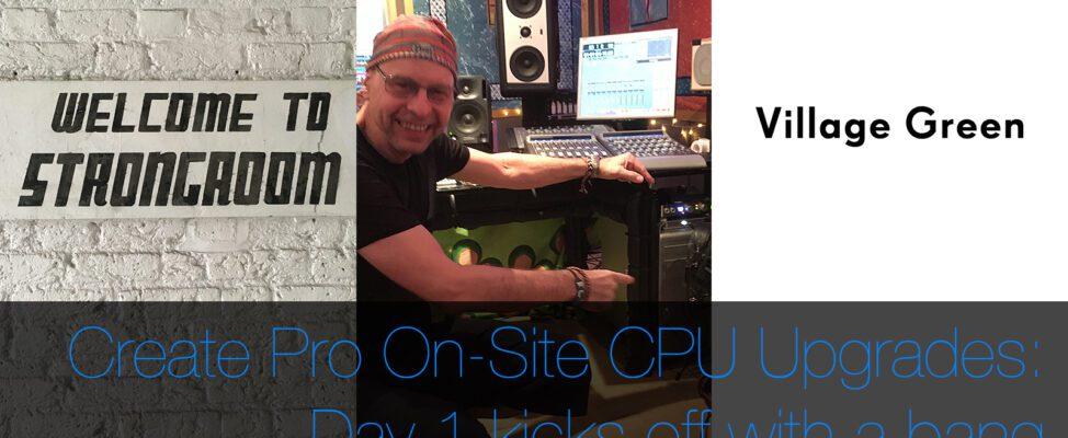Create Pro On Site Mac Pro CPU Upgrade Service in London