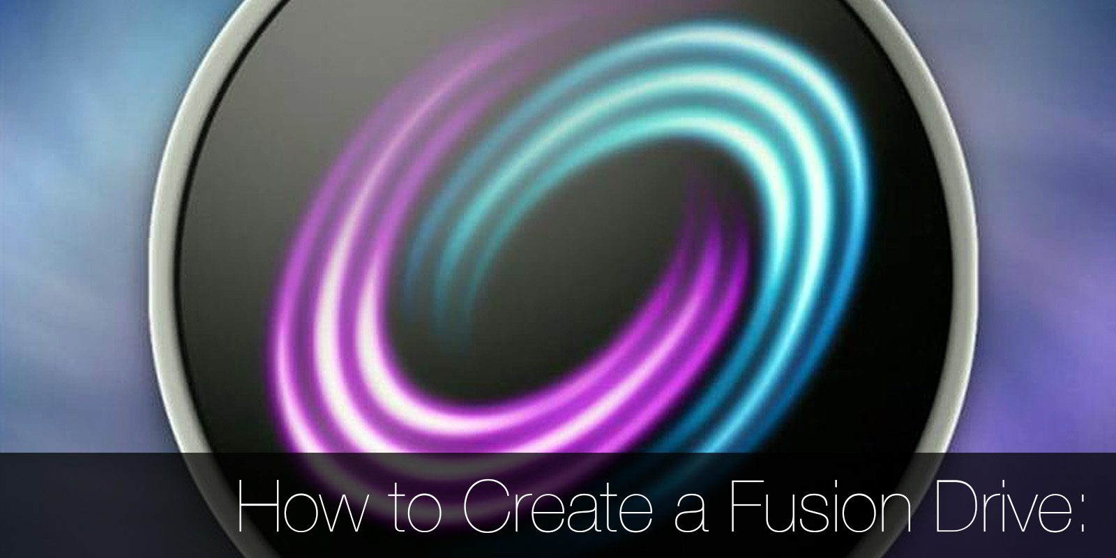 How to make your own Fusion Drive on a Mac