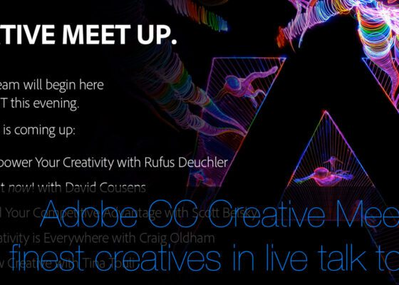 Adobe Creative Meet Live