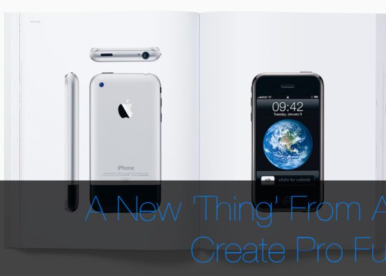A new 'thing' from Apple