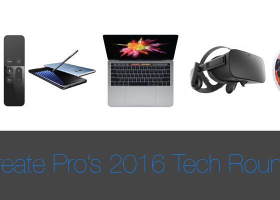 Create Pro's 2016 Round Up