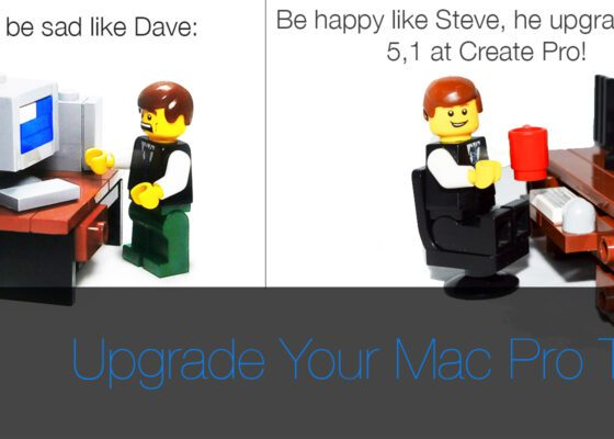 Upgrade your Mac Pro Today