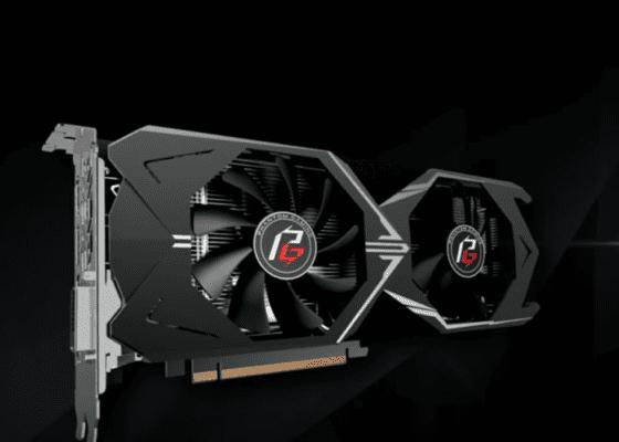 SRock's AMD-Based Phantom Gaming GPU