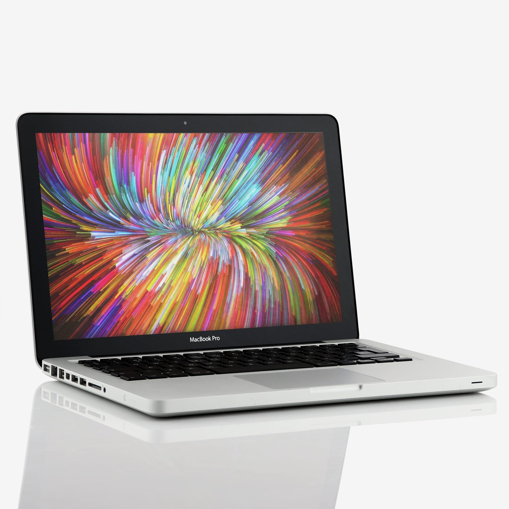 1 x Apple MacBook Core 2 Duo 2.40 GHz (2008)