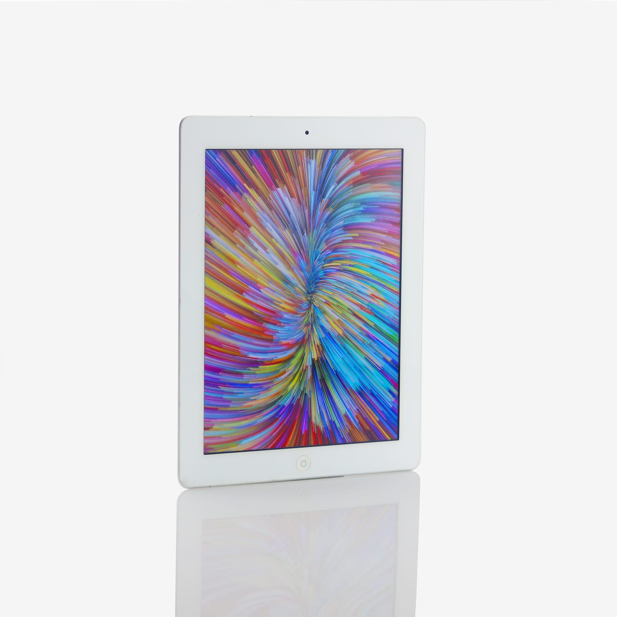 1 x iPad 2 (Wi-Fi) White