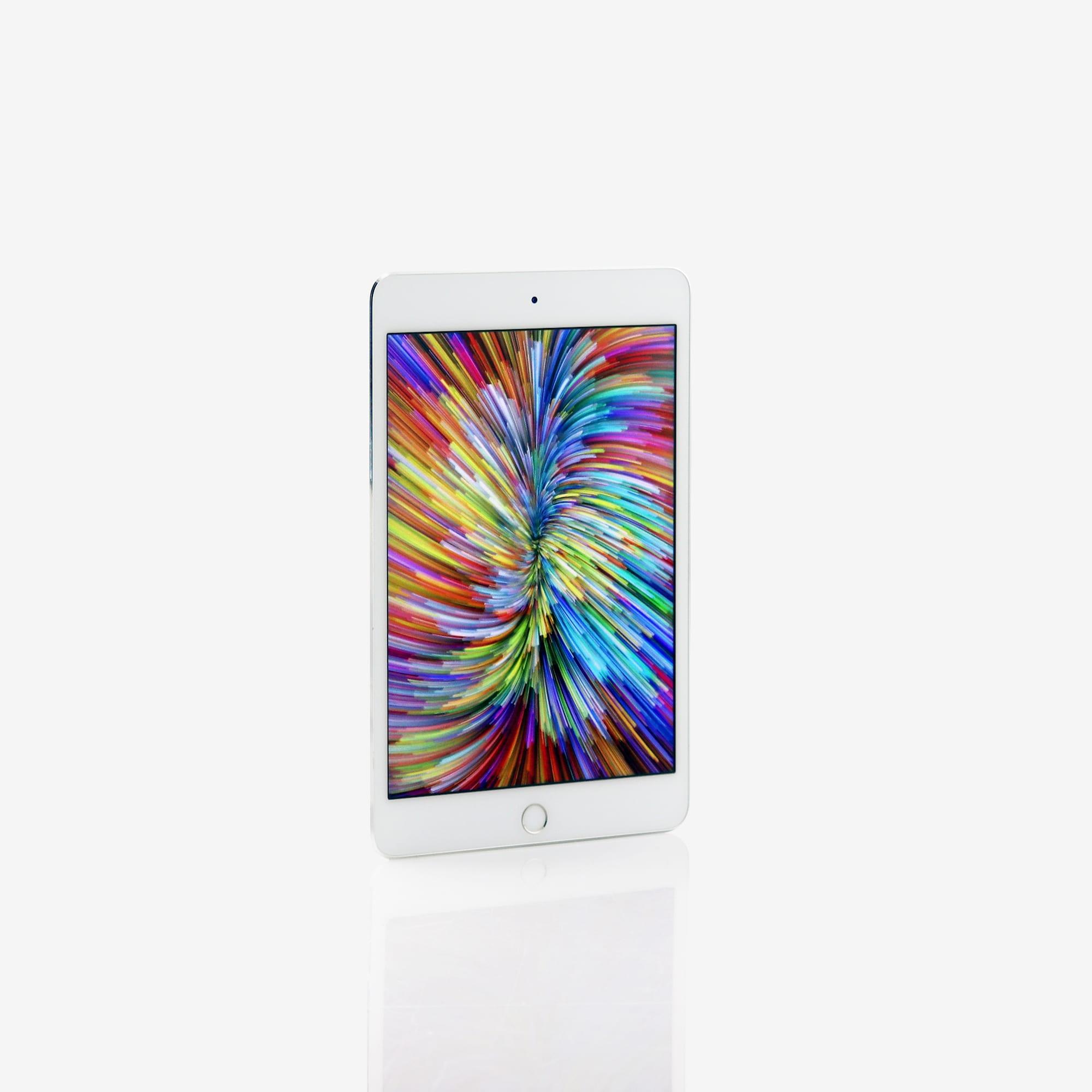 1 x iPad mini 4 (Wi-Fi) Silver