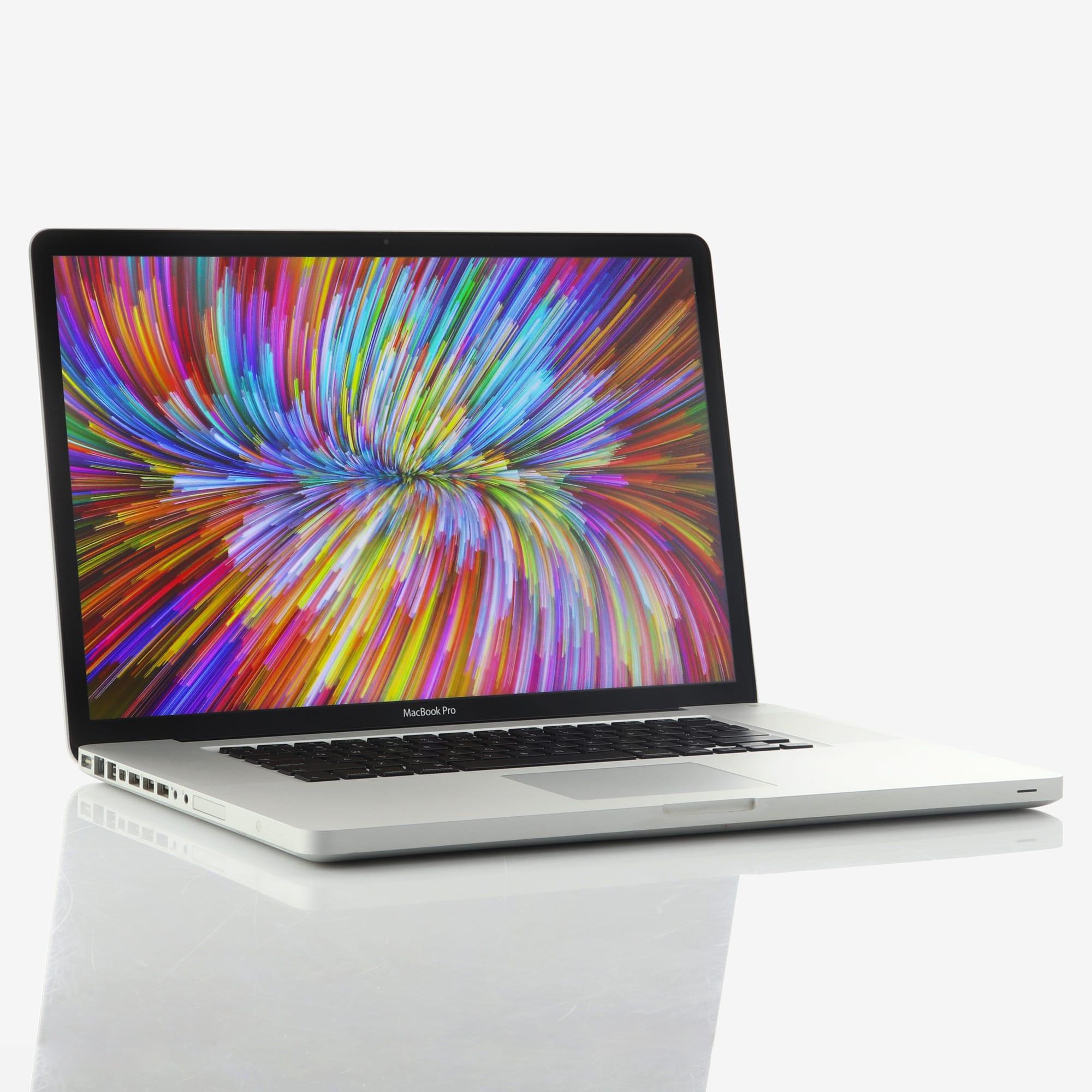 1 x MacBook Pro 17 Inch