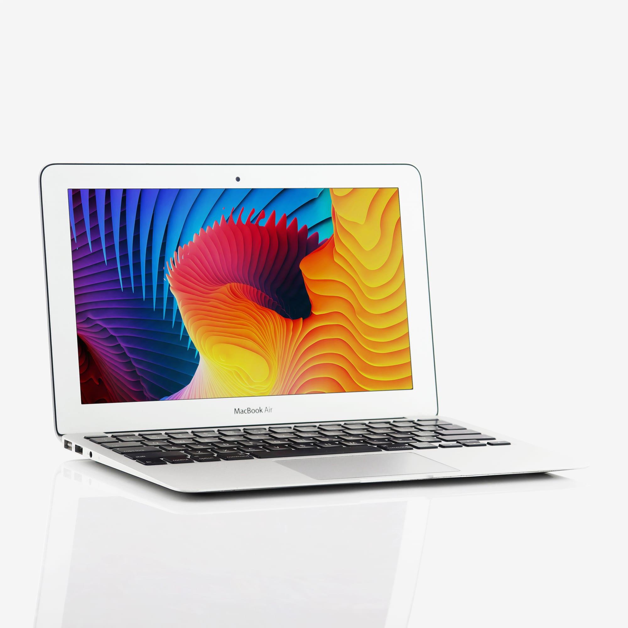 1 x Apple MacBook Air 11 Inch Intel Core i5 1.30 GHz (2013)