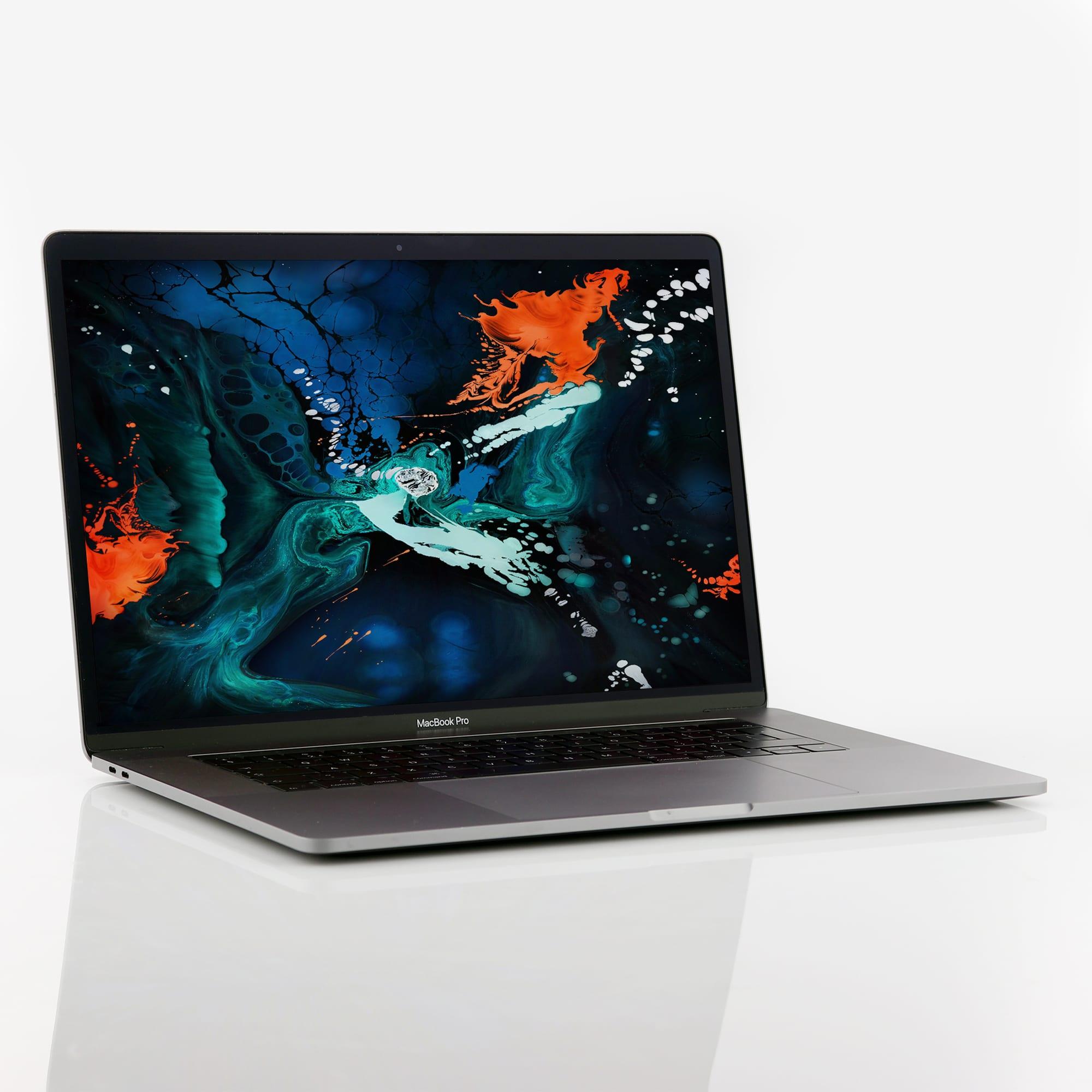 1 x Apple MacBook Pro Retina 15 Inch Touchbar Intel Core i7 2.20 GHz (2018)