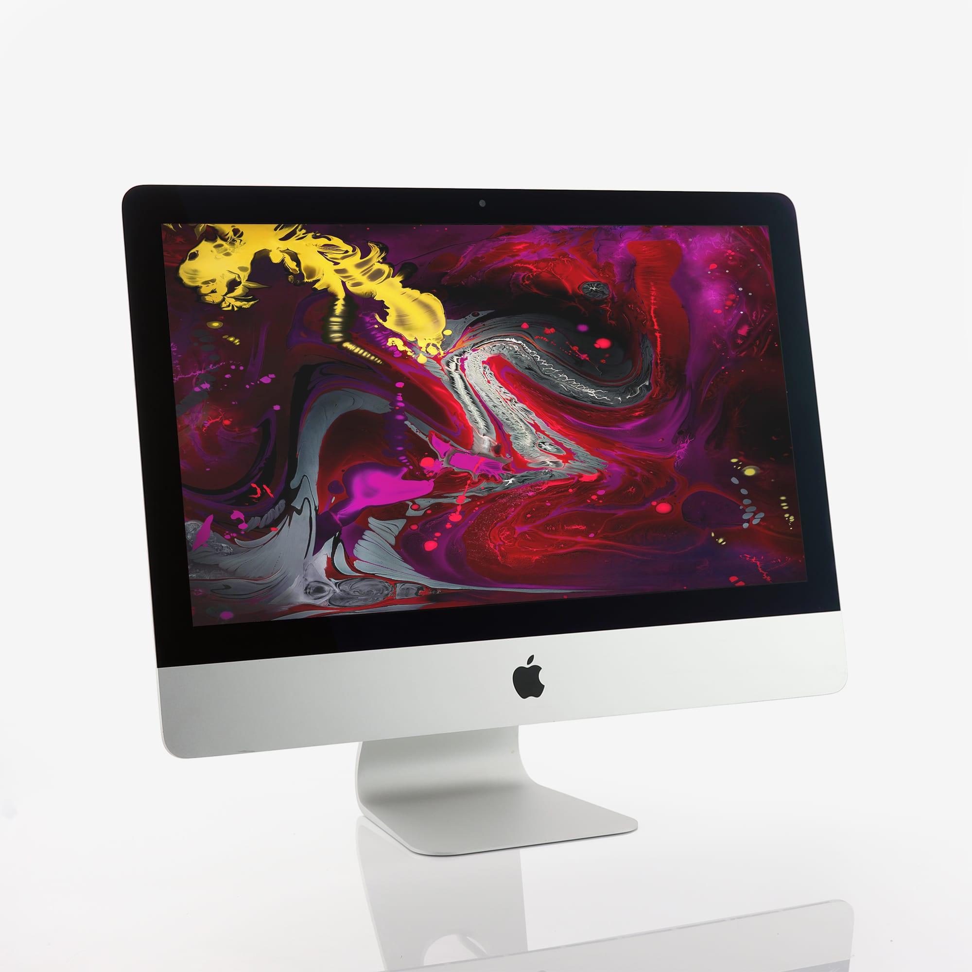 1 x Apple iMac Slim 21.5 Inch Intel Core i5 2.70 GHz (2012)