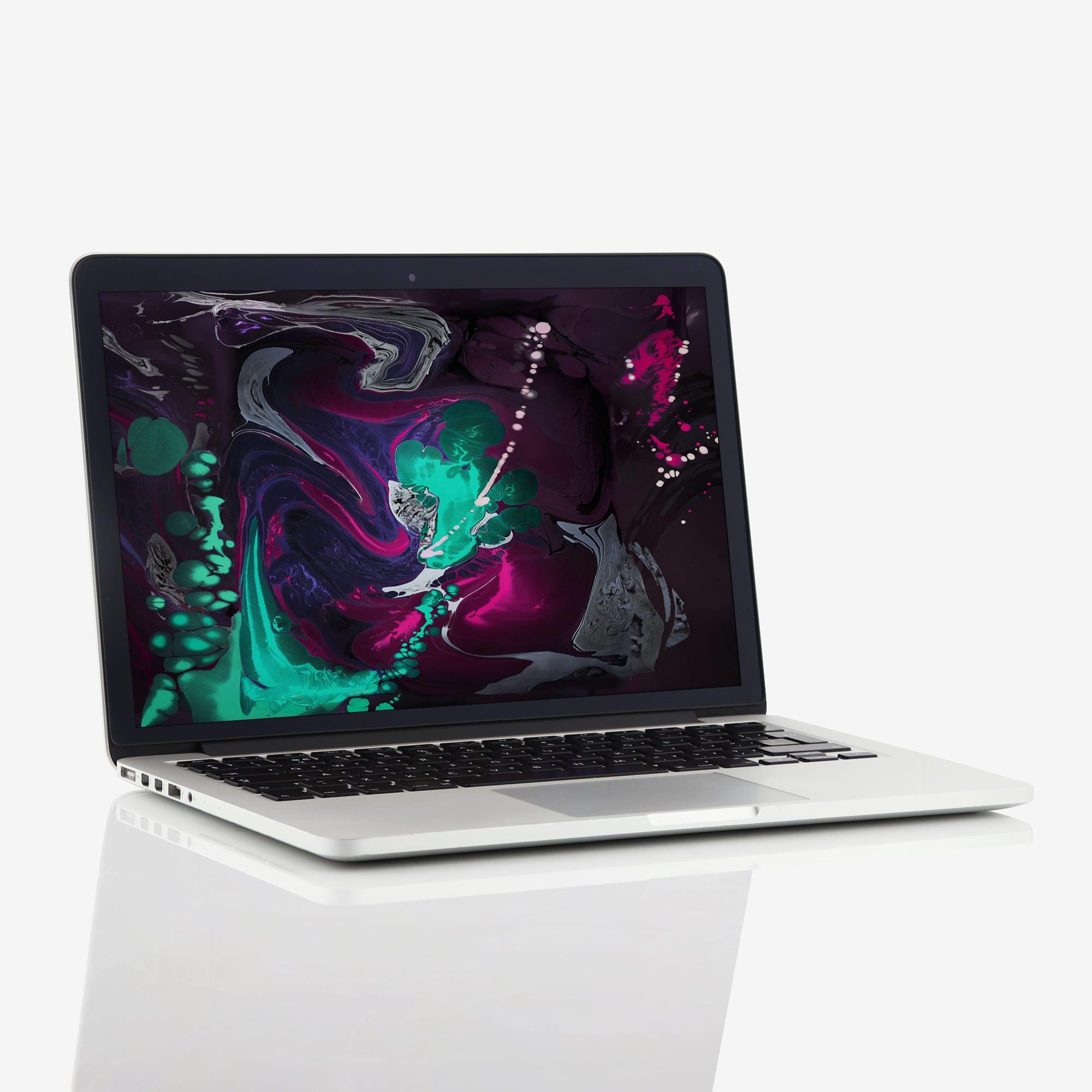 1 x Apple MacBook Pro Retina 13 Inch Intel Core i5 2.50 GHz (2012)