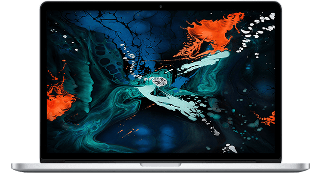 A Whole New Generation of MacBook.
