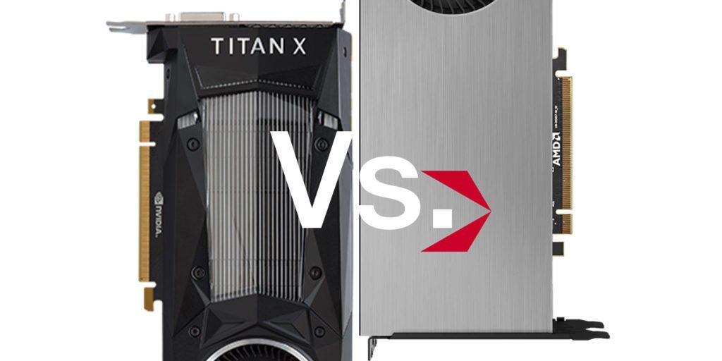 Nvidia titan x pascal vs and vega64