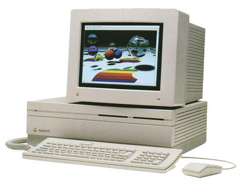 1987: Macintosh II