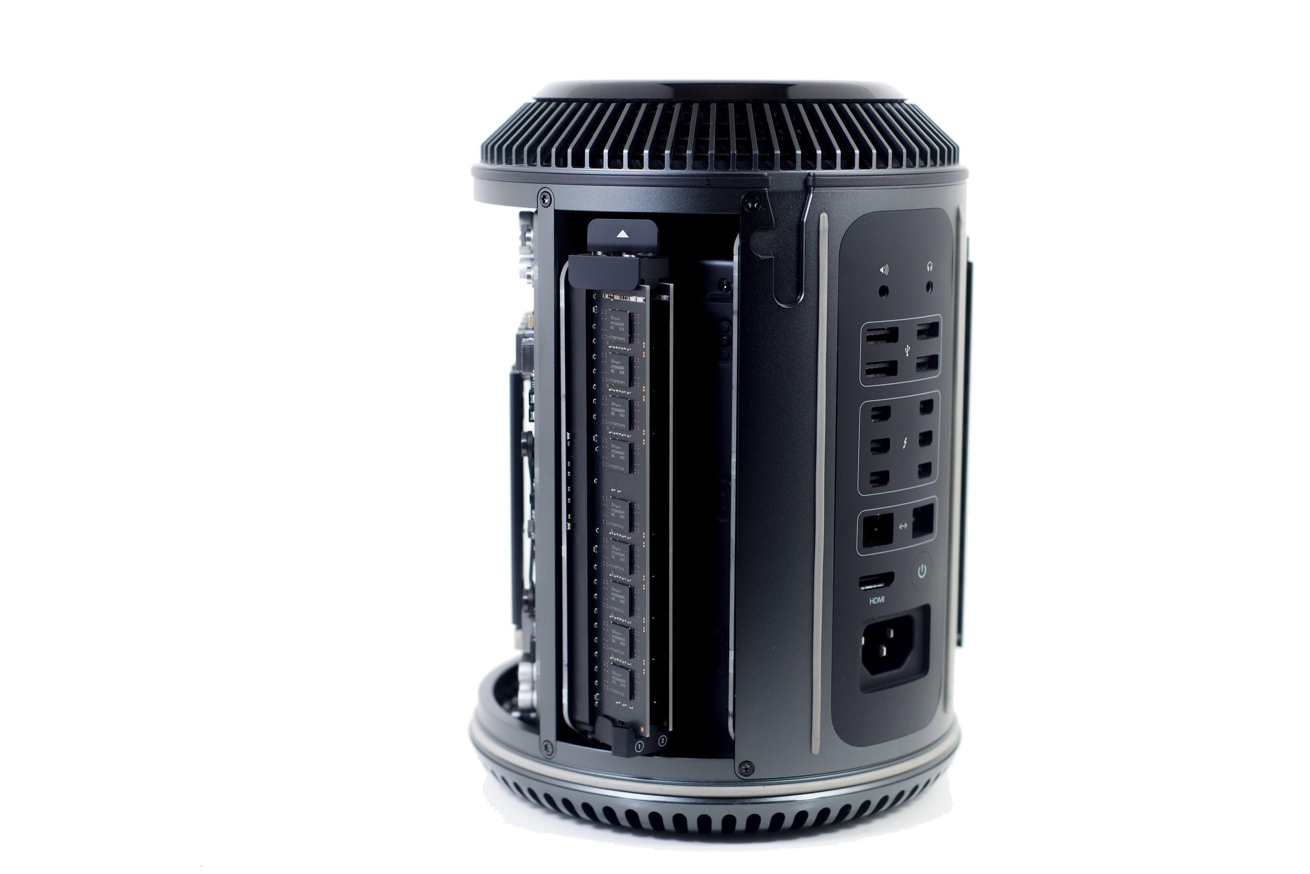 2013: Mac Pro 6,1